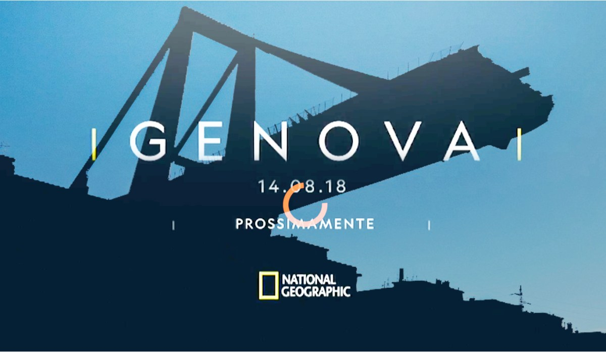 Ponte Morandi, in un documentario National Geographic l'anatomia della tragedia
